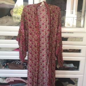 Spell designs Kombi kimono